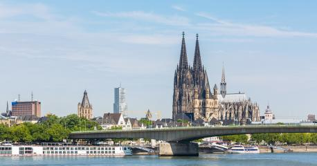 city of cologne with cathedral- Stock Photo or Stock Video of rcfotostock   RC-Photo-Stock