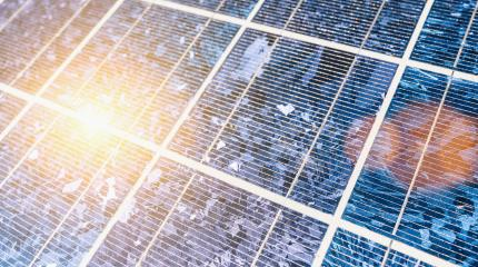 Clean energy concept, solar panel detail as abstract background for renewable energy resources- Stock Photo or Stock Video of rcfotostock | RC-Photo-Stock