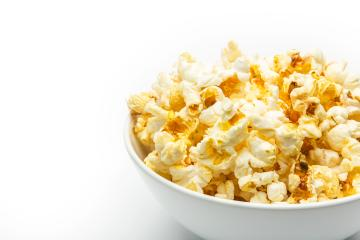 close-up from a shell of popcorn- Stock Photo or Stock Video of rcfotostock | RC-Photo-Stock