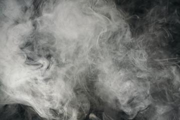 cloud of Smoke isolated on black background- Stock Photo or Stock Video of rcfotostock | RC-Photo-Stock