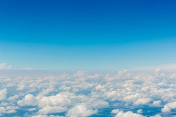 Clouds and sky over the earth - Stock Photo or Stock Video of rcfotostock | RC-Photo-Stock