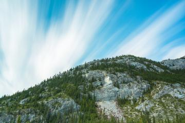 Clouds over the rocky mountains in canada : Stock Photo or Stock Video Download rcfotostock photos, images and assets rcfotostock | RC-Photo-Stock.: