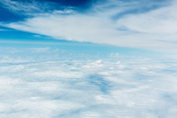 cloudscape and blue sky at the stratosphere : Stock Photo or Stock Video Download rcfotostock photos, images and assets rcfotostock | RC-Photo-Stock.: