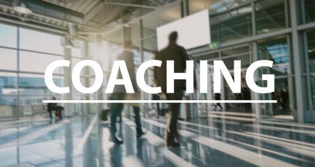 Coaching text Concept image -  blurred Business people  : Stock Photo or Stock Video Download rcfotostock photos, images and assets rcfotostock | RC-Photo-Stock.: