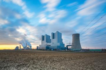 coal power stations at sunset : Stock Photo or Stock Video Download rcfotostock photos, images and assets rcfotostock | RC-Photo-Stock.: