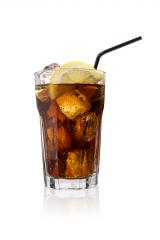 cola glass (softdrink) with ice and lemon - Stock Photo or Stock Video of rcfotostock | RC-Photo-Stock