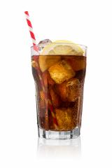 Cola glass with ice cubes and straw : Stock Photo or Stock Video Download rcfotostock photos, images and assets rcfotostock | RC-Photo-Stock.: