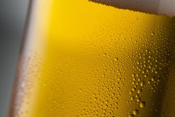 cold beer glass with dew- Stock Photo or Stock Video of rcfotostock | RC-Photo-Stock