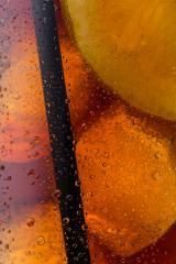cold cola with straw and lemon- Stock Photo or Stock Video of rcfotostock | RC-Photo-Stock