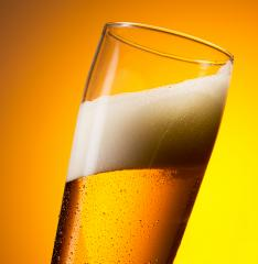 cold fresh beer in a glass with dew drops- Stock Photo or Stock Video of rcfotostock | RC-Photo-Stock
