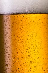 Cold golden beer with drops - Stock Photo or Stock Video of rcfotostock | RC-Photo-Stock