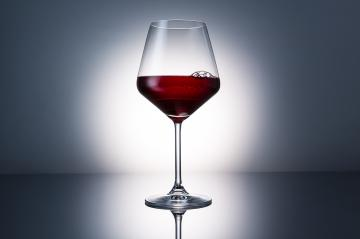 cold red wine glass with dew- Stock Photo or Stock Video of rcfotostock | RC-Photo-Stock