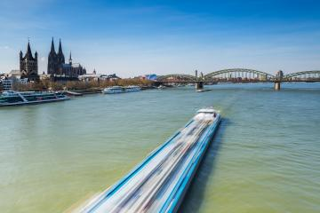 Cologne Cathedral with skyline : Stock Photo or Stock Video Download rcfotostock photos, images and assets rcfotostock | RC-Photo-Stock.: