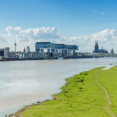 Cologne city in germany at spring : Stock Photo or Stock Video Download rcfotostock photos, images and assets rcfotostock | RC-Photo-Stock.: