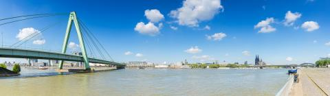 Cologne city panorama- Stock Photo or Stock Video of rcfotostock | RC-Photo-Stock