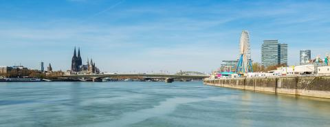 Cologne City Skyline : Stock Photo or Stock Video Download rcfotostock photos, images and assets rcfotostock | RC-Photo-Stock.: