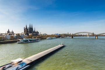 Cologne city with Cathedral - Stock Photo or Stock Video of rcfotostock | RC-Photo-Stock