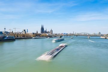 Cologne City with Cathedral- Stock Photo or Stock Video of rcfotostock | RC-Photo-Stock