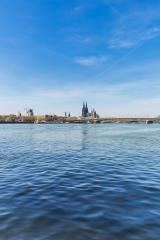 Cologne City with Cathedral at the rhine : Stock Photo or Stock Video Download rcfotostock photos, images and assets rcfotostock | RC-Photo-Stock.: