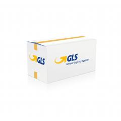 COLOGNE, GERMANY November, 2010: white GLS Package delivery packaging service and parcels transportation.  GLS  is a division of a worldwide logistics company.- Stock Photo or Stock Video of rcfotostock | RC-Photo-Stock
