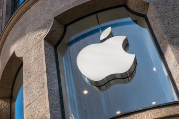 COLOGNE, GERMANY OCTOBER, 2017: Apple store with apple sign. Apple is the multinational technology company headquartered in Cupertino, California and sells consumer electronics products.- Stock Photo or Stock Video of rcfotostock | RC-Photo-Stock