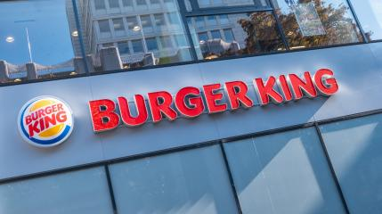 COLOGNE, GERMANY OCTOBER, 2017: Burger King sign on a store. Burger King, often abbreviated as BK, is a global chain of hamburger fast food restaurants,United States.- Stock Photo or Stock Video of rcfotostock | RC-Photo-Stock