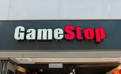 COLOGNE, GERMANY OCTOBER, 2017: GameStop logo on a Store. GameStop is an American video game, consumer electronics and wireless services retailer.- Stock Photo or Stock Video of rcfotostock | RC-Photo-Stock