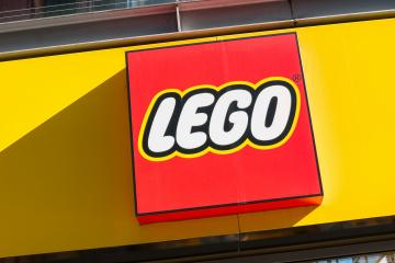COLOGNE, GERMANY OCTOBER, 2017: Lego logo on a store front. Lego is a line of plastic construction toys that are manufactured by The Lego Group, a privately held company based in Billund, Denmark.- Stock Photo or Stock Video of rcfotostock | RC-Photo-Stock