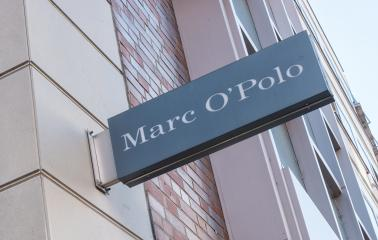 COLOGNE, GERMANY OCTOBER, 2017: Marc O'Polo store. Swedish in origin, since the 1990s, Marc O'Polo offers luxurious casualwear made with natural materials- Stock Photo or Stock Video of rcfotostock | RC-Photo-Stock