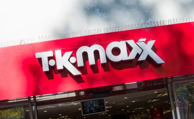 COLOGNE, GERMANY OCTOBER, 2017: T.K. Maxx store. As of 2014 the clothing outlet and home goods company has some 1000 stores worldwide.- Stock Photo or Stock Video of rcfotostock | RC-Photo-Stock