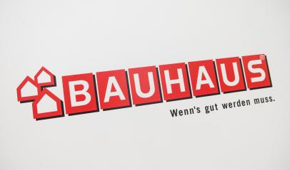 COLOGNE, GERMANY SEPTEMBER, 2017: Bauhaus shop Logo. Headquartered in Switzerland, Bauhaus is famous and one of the biggest chains of do it yourself stores all over Europe with 200 branches.- Stock Photo or Stock Video of rcfotostock | RC-Photo-Stock