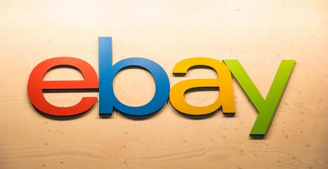 COLOGNE, GERMANY SEPTEMBER, 2017: Ebay logo on a wall. Ebay is an American multinational corporation and e-commerce company, providing consumer-to-consumer and business-to-consumer sales services. : Stock Photo or Stock Video Download rcfotostock photos, images and assets rcfotostock | RC-Photo-Stock.: