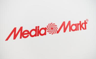 COLOGNE, GERMANY SEPTEMBER, 2017: logo of Media Markt. Media Markt is a German chain of stores selling consumer electronics. First store was opened in 1979 in Munich.- Stock Photo or Stock Video of rcfotostock | RC-Photo-Stock