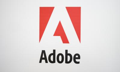 COLOGNE, GERMANY SEPTEMBER, 2019: Adobe Systems Logo on white. Adobe is a multinational software company that produces and sells multimedia and creativity software.- Stock Photo or Stock Video of rcfotostock | RC-Photo-Stock