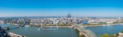 Cologne Panorama- Stock Photo or Stock Video of rcfotostock | RC-Photo-Stock