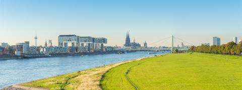 Cologne panoramic view : Stock Photo or Stock Video Download rcfotostock photos, images and assets rcfotostock | RC-Photo-Stock.: