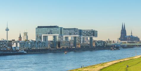 Cologne Skyline : Stock Photo or Stock Video Download rcfotostock photos, images and assets rcfotostock   RC-Photo-Stock.: