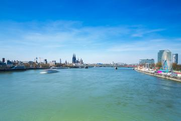 cologne skyline- Stock Photo or Stock Video of rcfotostock | RC-Photo-Stock