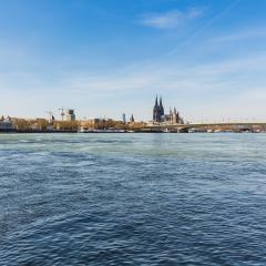 cologne with Cathedral at spring : Stock Photo or Stock Video Download rcfotostock photos, images and assets rcfotostock | RC-Photo-Stock.: