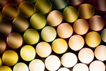color tubes of straws- Stock Photo or Stock Video of rcfotostock | RC-Photo-Stock
