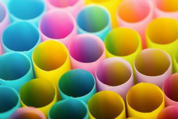 Colorful drink straws- Stock Photo or Stock Video of rcfotostock | RC-Photo-Stock