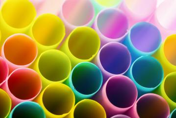 colorful Drinking straws- Stock Photo or Stock Video of rcfotostock   RC-Photo-Stock