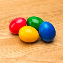 colorful easter eggs - Stock Photo or Stock Video of rcfotostock | RC-Photo-Stock
