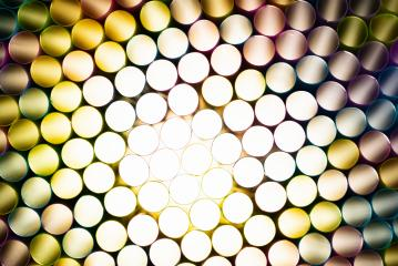 colorful light Drinking straws - Stock Photo or Stock Video of rcfotostock | RC-Photo-Stock