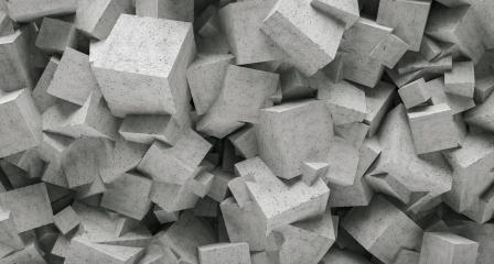 concrete 3d cube wall background- Stock Photo or Stock Video of rcfotostock | RC-Photo-Stock