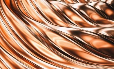 copper Wave Abstract Background 3D Rendering : Stock Photo or Stock Video Download rcfotostock photos, images and assets rcfotostock   RC-Photo-Stock.: