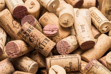 corks from wine bottels- Stock Photo or Stock Video of rcfotostock | RC-Photo-Stock
