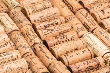 corks frome wine vintages- Stock Photo or Stock Video of rcfotostock | RC-Photo-Stock