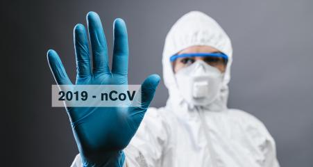 Coronavirus COVID 19 nCov Outbreak. medical or scientific shows hand, stop no sign. Positive Case of Korona Virus Europe, Italy, Wuhan, China. Epidemic and Pandemic infection - Stock Photo or Stock Video of rcfotostock | RC-Photo-Stock