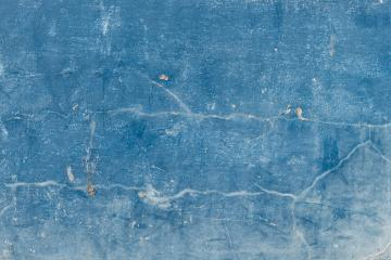 cracked blue concrete wall covered with  cement surface as backg- Stock Photo or Stock Video of rcfotostock | RC-Photo-Stock